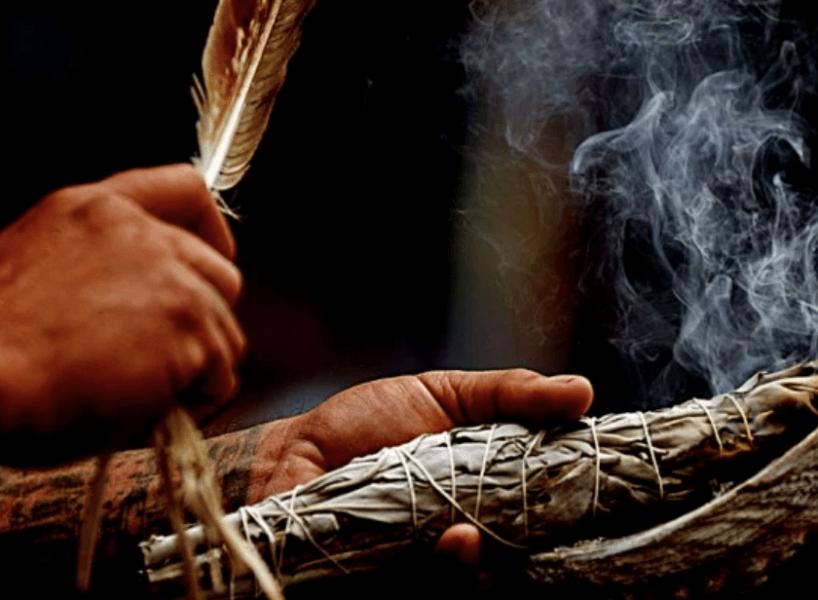 Se préparer énergiquement pour le solstice d'hiver avec le peuple Aborigène
